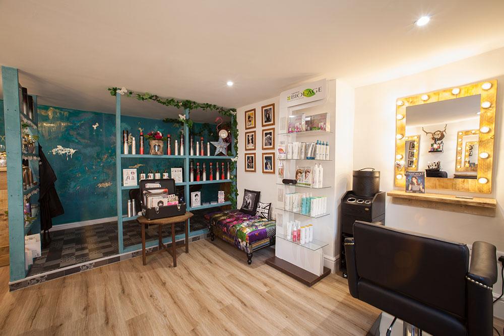 Rockafella Hair Salon